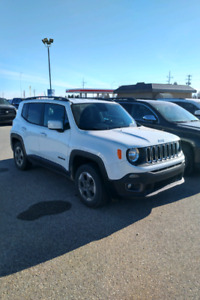 2015 Jeep Renegade North 4x4 Heated Seats!!