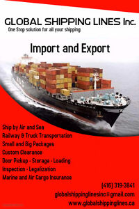 Global Shipping Lines Inc.