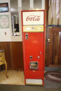 Silent Bidders ONLINE Auction - in Ajax  Coca Cola Machine