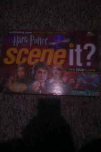 Harry Potter Scene it the dvd board game