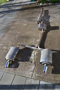 Honda Accord V6 OEM Exhaust System Prince George British Columbia image 1