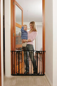 safety gate - Dreambaby Pressure Mount Hallway Gate & Extensions