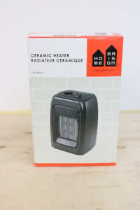 **STAY WARM** Home Maison Ceramic Heater, 043-5877-2