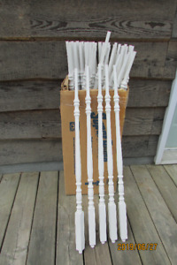 Spindle's & Newel's   -  Wooden    (New & Used)