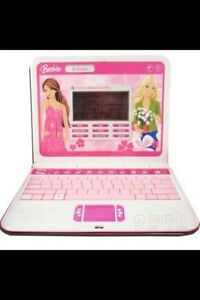 Barbie B-Smart interactive Laptop