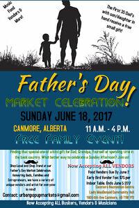 Father's Day Market Celebration!