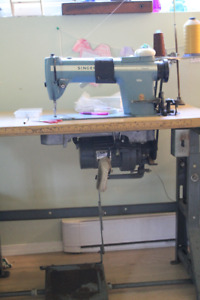 sewing machines (industrial) NEED GONE
