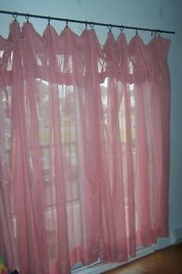 two curtains for sale