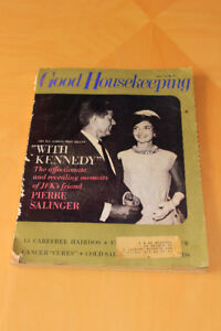 1966 EDITION GOOD HOUSEKEEPING MAGAZINE