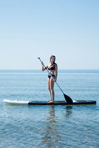 Inflatable SUP (Stand Up Paddle Board) Sale only for the hardy St. John's Newfoundland image 2