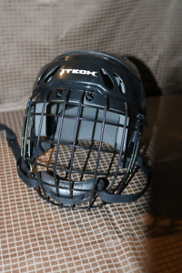 ITech Child's Hockey Helmet - Medium