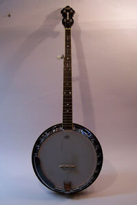 Banjo Gretsch '' Broadkaster special '' comme neuf.