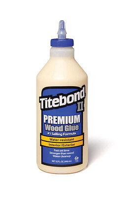Franklin International 5005 Titebond Ii Premium Wood Glue 32-ounce Bottle