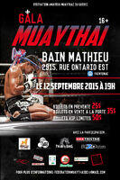MUAY THAI EVENT