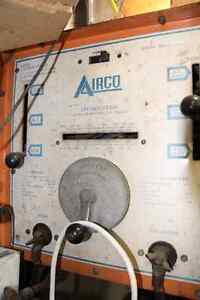 220A Electric Single Fase Welder, and bench