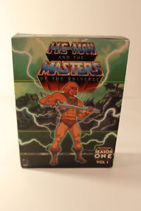 He Man and the Masters of the Universe Season One Vol 1