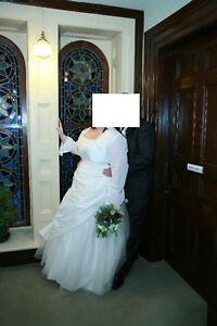 Plus Size Wedding Gown St. John's Newfoundland image 3