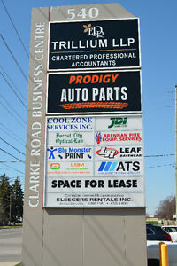 For Lease: CLARKE ROAD BUSINESS CENTRE London Ontario image 5