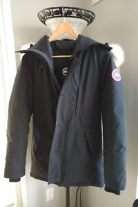 Practically New Canada Goose Winter Jacket XS