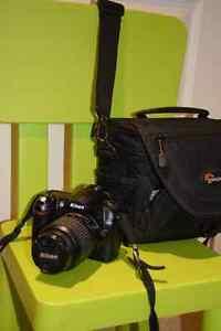 Nikon AF-S DX NIKKOR 18-55mm f/3.5-5.6 VR with UV filter LENS Kitchener / Waterloo Kitchener Area image 2