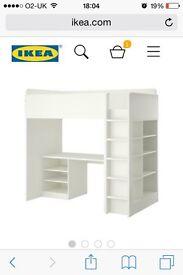IKEA STUVA loft bed combo