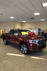 BRAND NEW 2019 RAM 1500 LIMITED $16352 OFF MSRP