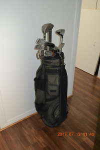 Pro Select Golf Clubs