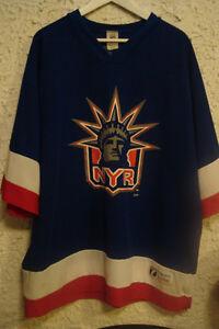Wayne Gretzky Rangers Jersey