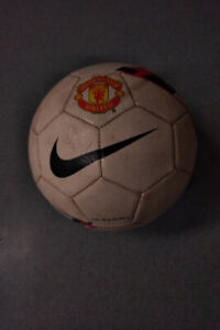 Manchester United Soccer Ball