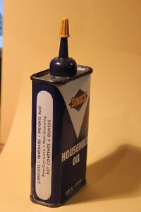 Vintage Sunoco Small Oil Can  (VIEW OTHER ADS) Kitchener / Waterloo Kitchener Area image 3