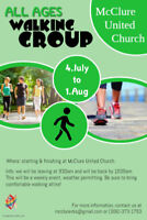 All Ages Walking Group