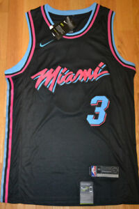 *NEW. w tags Dwayne WADE All Embroidered Jersey