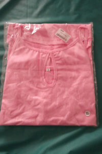XL light pink strap shirt , spaghetti strap. Unopened never used