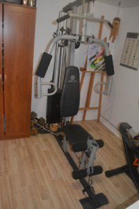 Exerciseur Gold's Gym XRS 30
