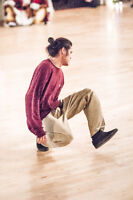 Youth or Tots Hiphop/Breakdance Classes