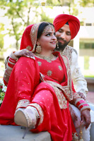 Edmonton's Best Punjabi Sikh Wedding Photography and Cinematic