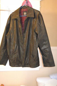 Men's Leather jackets starting at $60-$150 OBO