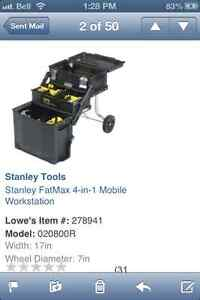 Stanley Fat Max 4 in 1 Mobile Work Station