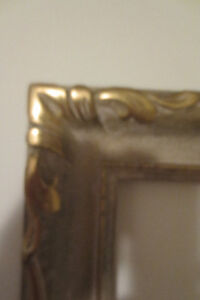 NEW PRICE  ANTIQUE PICTURE FRAME WITH ATTACHED ACCENT LIGHT Kitchener / Waterloo Kitchener Area image 2