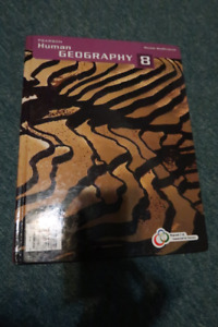 Human Geography 9 (used)