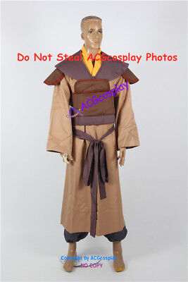 Avatar The Last Airbender Cosplay Iroh Cosplay Costume acgcosplay](Air Bender Costume)