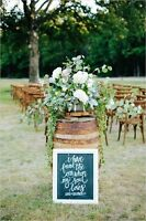 Event Decor for rent