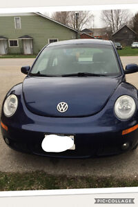 2006 Volkswagen Beetle Coupe (2 door)