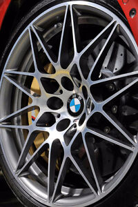 Brand new boxed BMW rims for 3 series