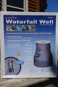 Water Well for pond-free water features- price reduced