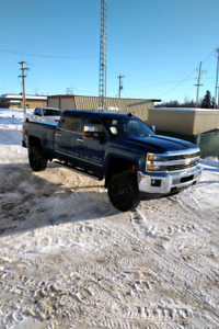 2015 Chevrolet Z-71 2500 LTZ 6.0 Gas Job