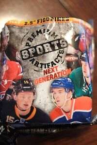 Jack Eichel - RARE - Premium Sports Artifacts - Next Generation