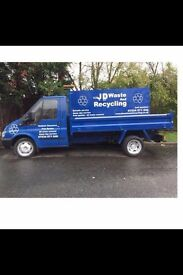 Jd waste and recycling rubbish clearance