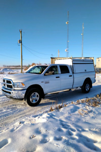 ATTENTION - PLUMBERS - ELECTRICIAN - TRADES PEOPLE 2017 RAM 3500