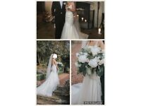 Wedding dress morilee